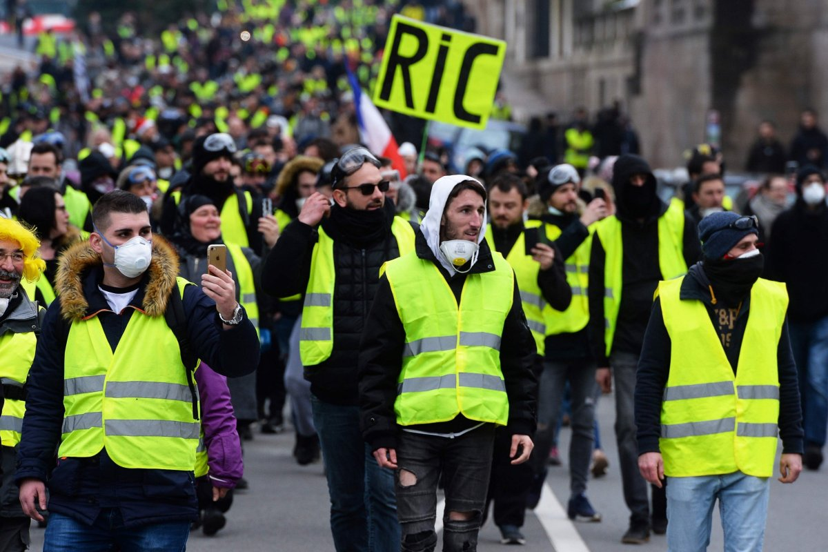 Yellow Vests set for national action in Australia